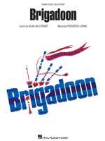 Brigadoon  Vocal Selection